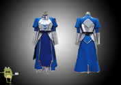 Fate-zero-king-arthur-saber-armor-cosplay-costume