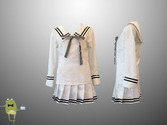 Tool-toul-to-uniform-kururu-sumeragi-costume