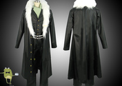 One-piece-cosplay-shichibukai-crocodile-costume-coat