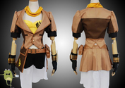 Rwby-yang-xiao-long-cosplay-costume-outfits